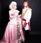 Герцог и герцогиня на Ваш праздник
