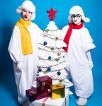 Мимы-Клоуны на детский праздник