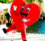 Сердце - для поздравления