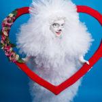 Мимы на свадьбу с сердцем