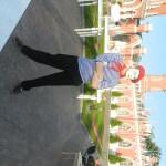 Мим в Царицыно