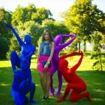Цветные люди