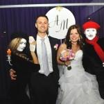 фотография свадебных мимов