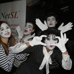 Фотография пантомимы