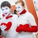 мимы с сердцем в Москве