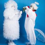 Заказать мимов на свадьбу в Москве